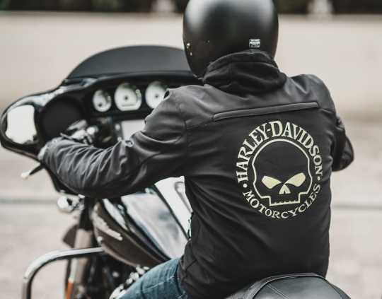 H-D Motorclothes Harley-Davidson Reflective Skull 3-in-1 Soft Shell Riding Jacket EC XL - 98164-17EM/002L