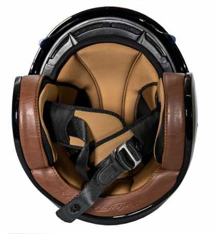 H-D Motorclothes Harley-Davidson Helmet M06 Boogie 3/4 black & gold L - 98174-20EX/000L