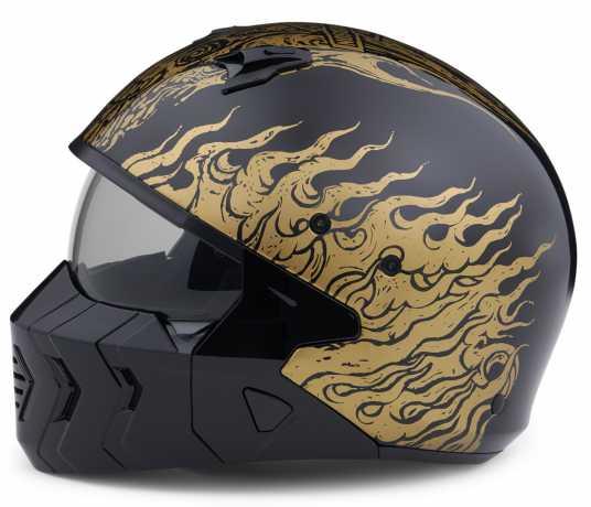 H-D Motorclothes Harley-Davidson Helm X07 Goldusa 2-in-1  - 98190-20EX