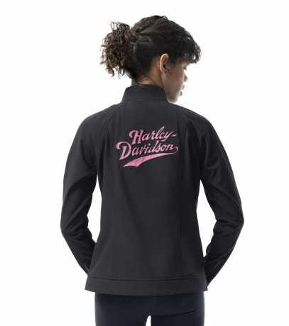 H-D Motorclothes Harley-Davidson Damen Softshell Jacke Pink Label L - 98405-20VW/000L