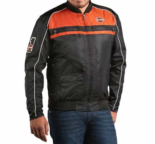 H-D Motorclothes Harley-Davidson Nylon Jacket Moto Ride  - 98553-15VM