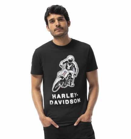 H-D Motorclothes Harley-Davidson T-Shirt #1 Racing black M - 99021-20VM/000M