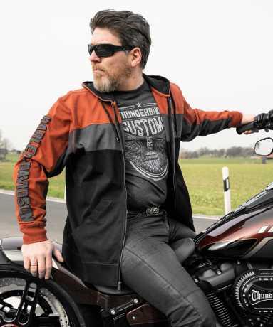 H-D Motorclothes Harley-Davidson Zip Hoodie Colorblock L - 99084-20VM/000L