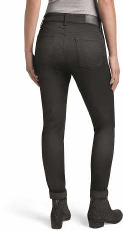 H-D Motorclothes Harley-Davidson Women's Skinny Mid-Rise Twill Jeans  - 99246-19VW