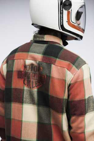 H-D Motorclothes Harley-Davidson Shirt Jacket Logo Lined  - 99259-19VM
