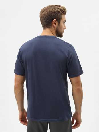 Dickies Dickies Horseshoe T-Shirt Navy Blue  - 995093V