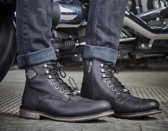 H-D Motorclothes Harley-Davidson Stiefel Clancy schwarz  - D97044V