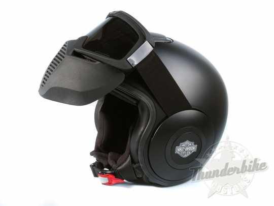 H-D Motorclothes Harley-Davidson SWAT Helm, matt schwarz  - EC-98318-15E