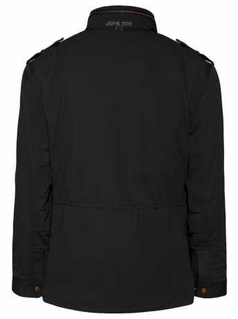 John Doe John Doe Kamikaze Field Jacket, black  - J-2001