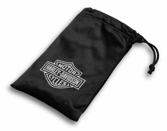 H-D Motorclothes Harley-Davidson Wiley X Drag Sonnenbrille, grau getönt  - HADRA01