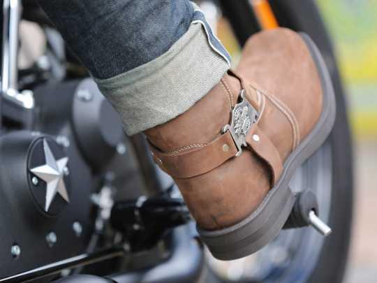 Thunderbike Clothing Thunderbike Biker Boots brown  - 19-50-100V