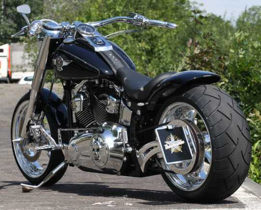 Thunderbike Fußrastenanlage Drilled  - 31-72-082V