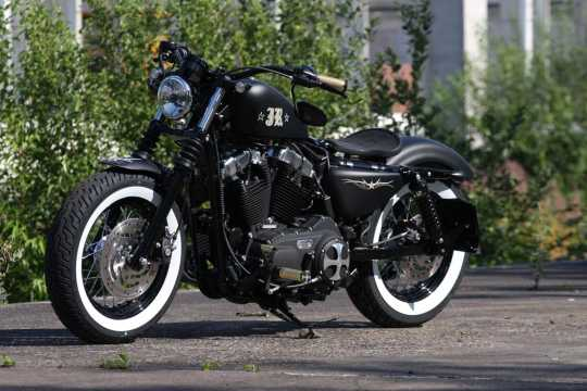 Thunderbike Forward Control Kit Base Brass  - 31-76-122V