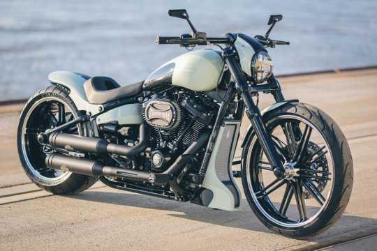 Thunderbike Headlamp Cap schwarz  - 42-74-020