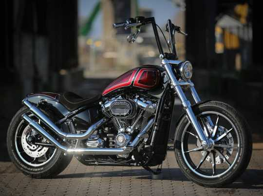 """Thunderbike Lenker Flip II 1.25"""" x 32 cm schwarz - 50-70-521S"""
