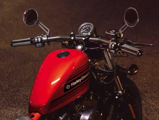 Harley-Davidson Drag Bar satin black  - 55800035A
