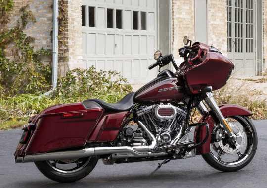 """Harley-Davidson Chizeled Lo Lenker 9"""" schwarz  - 55800569"""