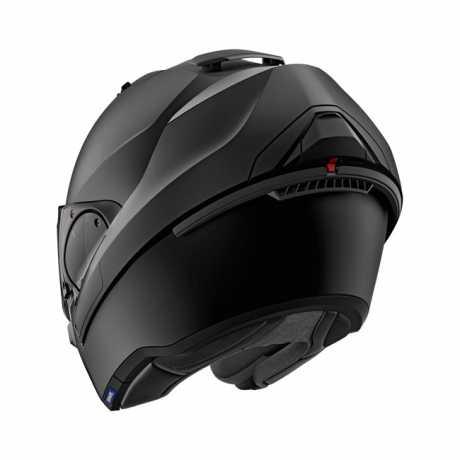 Shark Helmets Shark Evo-Es Modular Helmet Matte Black  - 586461V