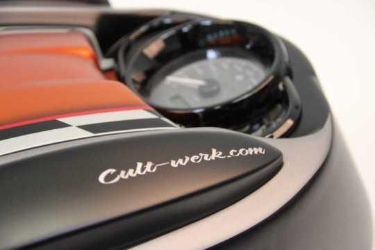 Cult-Werk Cult-Werk Airbox Cover Custom  - 60-7441