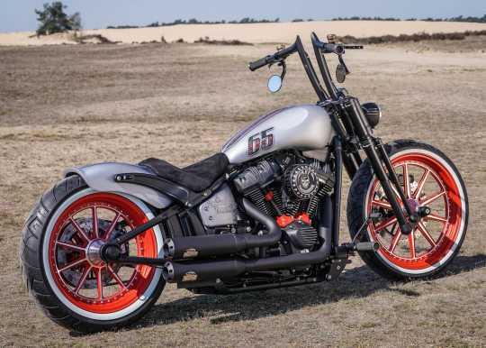 Thunderbike Heckfender Shorty 180mm  - 72-74-210