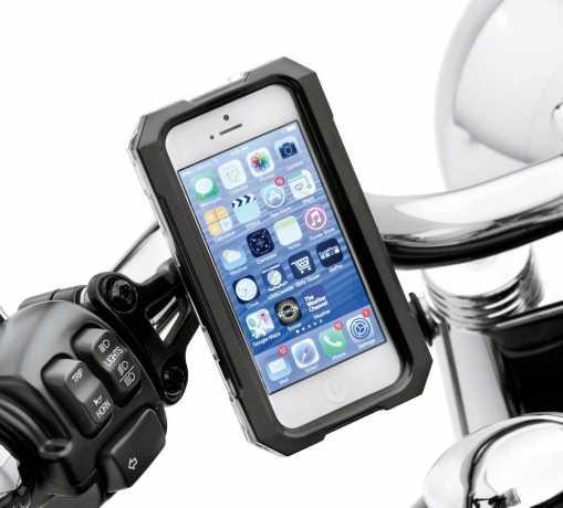 Harley-Davidson Water Resistant Handlebar Mount iPhone 5/S Carrier  - 76000576