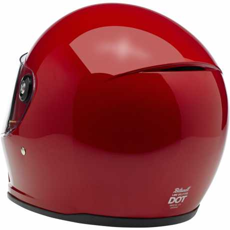 Biltwell Biltwell Lane Splitter ECE, gloss blood red  - 89-3194V