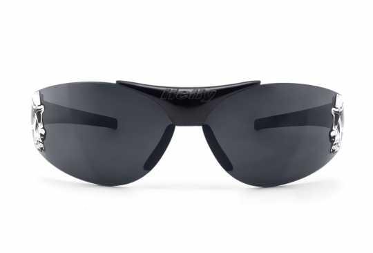 Helly Helly Bikereyes Moab 4 Brille 1000 Skulls  - 89-4760