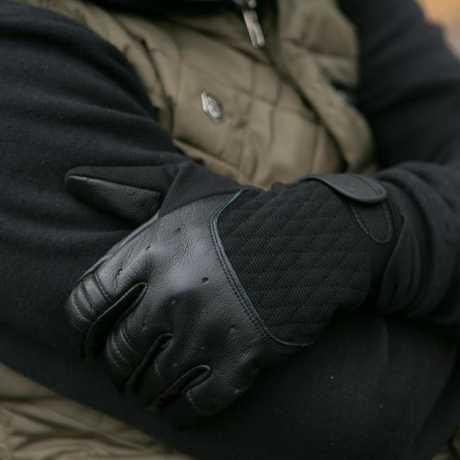 Biltwell Biltwell Bantam Gloves Black M - 942946