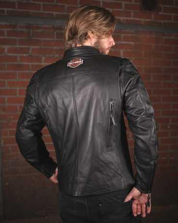H-D Motorclothes Harley-Davidson Lederjacke Torque CE  - 98026-18EM