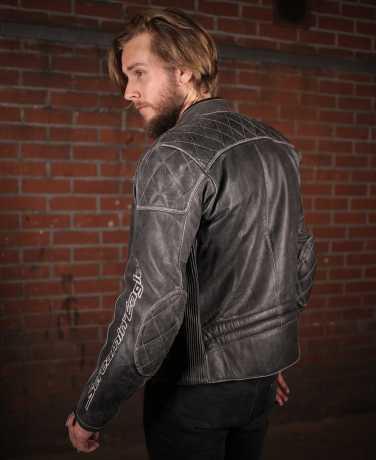 H-D Motorclothes Harley-Davidson Leather Jacket Screamin' Eagle  - 98032-18EM