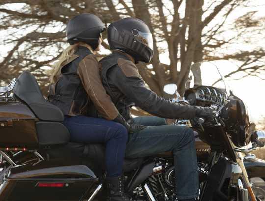 H-D Motorclothes Harley-Davidson Lederjacke Trostel Triple Vent System 5XL - 98053-19EM/052L
