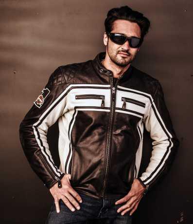 H-D Motorclothes Harley-Davidson Lederjacke Endurance EC  - 98124-17EM