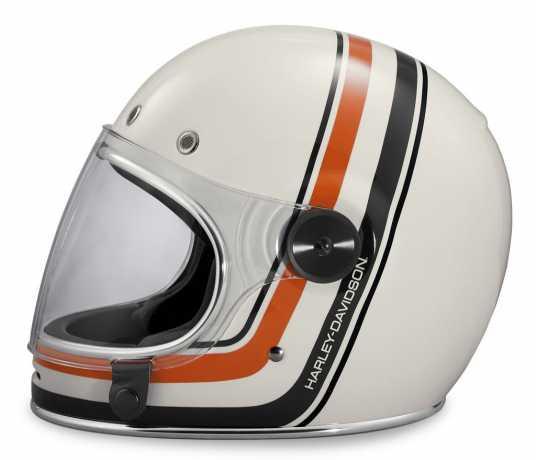 H-D Motorclothes Harley-Davidson B06 Vintage Stripe Full-Face Helmet  - 98146-18EX