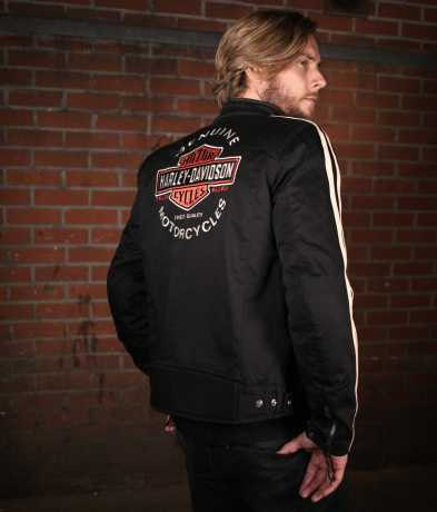 H-D Motorclothes Harley-Davidson Rally Textile Riding Jacket EC  - 98163-17EM
