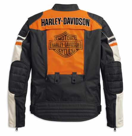 H-D Motorclothes Harley-Davidson Riding Jacket Metonga Switchback Lite  - 98393-19EM
