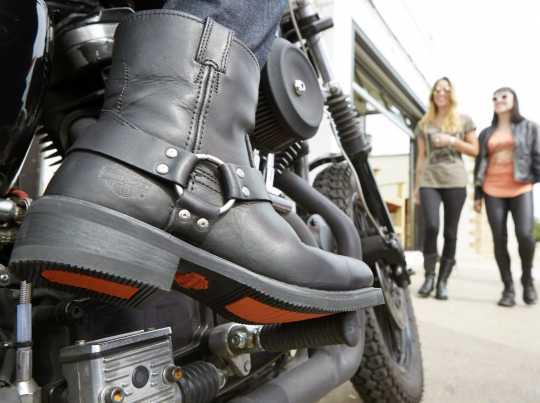 H-D Motorclothes Harley-Davidson Stiefel El Paso schwarz 42 - D94422/42