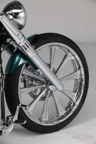 Performance Machine PM Revel Contour Front Wheel  - 89-1348V