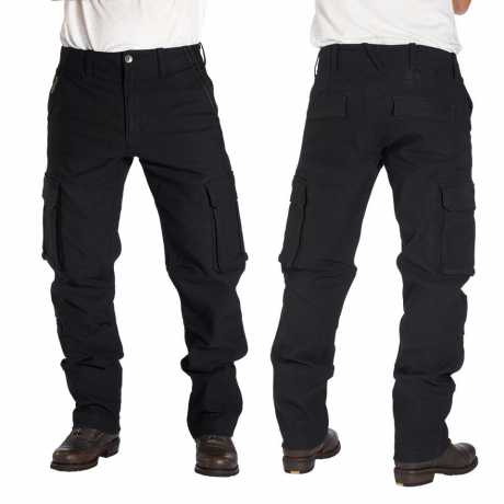 Rokker Rokker Black Jack Cargo Pants (Loose Fit) 40 | 32 - 1100L32W40