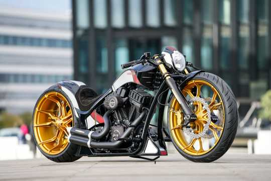 Thunderbike Gabelbrücke Grand Prix bicolor  - 61-74-010