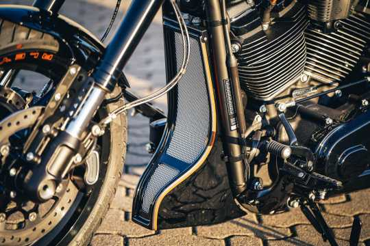 Thunderbike Chin Fairing GP Style Long  - 74-74-010