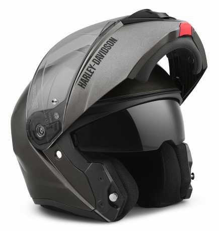 H-D Motorclothes Harley-Davidson Helm Capstone H31 Modular grau ECE 2XL - 98121-21VX/022L