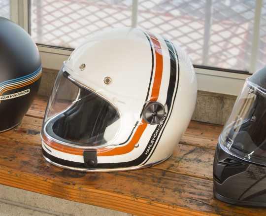 H-D Motorclothes Harley-Davidson Integralhelm B06 Vintage Stripe  - 98146-18EX