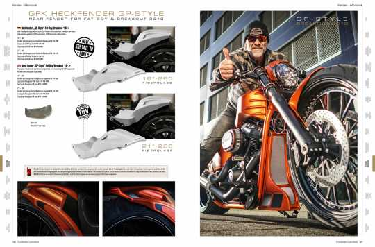 Thunderbike Thunderbike Katalog Custombook 5 (33th Anniversary Edition)  - KATAHD 2 TB