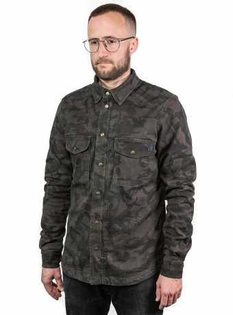 John Doe John Doe Motoshirt Kevlar Camou  - JDL5009V