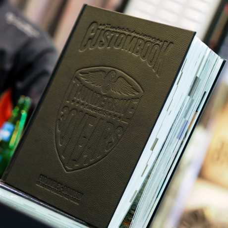 Thunderbike Thunderbike Katalog Custombook 4 (30th Anniversary Edition)  - KATAHD 2 TB