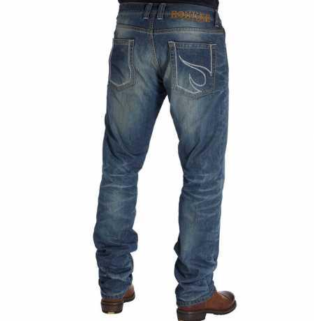 Rokker Rokker Biker Jeans The Rebel blau 32 | 32 - 1211L32W32
