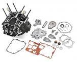 Shortblock Motor 96CI/103CI schwarz