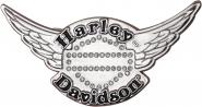 Harley-Davidson Pin Wing Bling