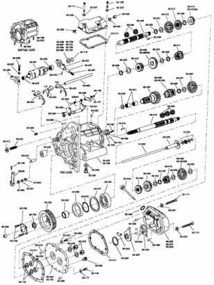 Engine Diagram Revtech Engines