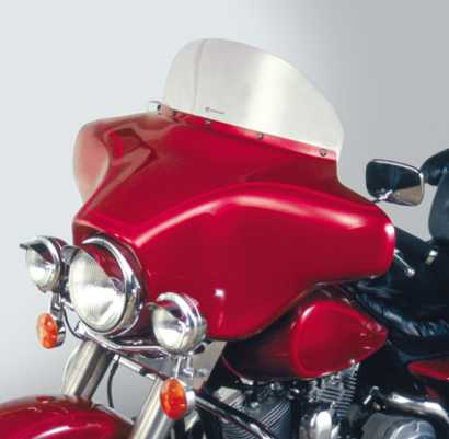 National Cycle Windshields at Thunderbike H-D Shop